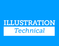 3D Illustration - Technical