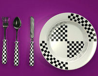 """""""Chess covers"""" to eat"""