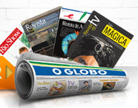 Campanha de Email Marketing para Infoglobo