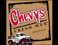 Chip Bag - Chevys Restaurant