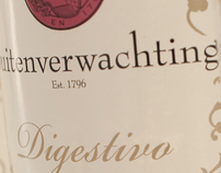 Label Design for Buitenverwachting Grappa