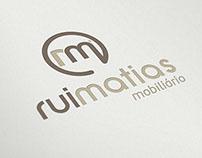 Criação Logotipo para Empresa Rui Matias