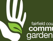 Logo Design: Fairfield County Community Gardens