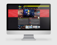 SET UP LIVE - Live Events Web Site