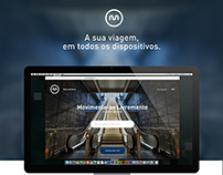Módulo Interaction Design - Metro Porto