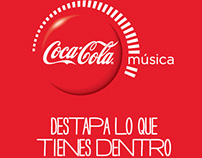 Coca Cola - Uncover what you have inside