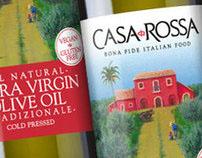 Casa Rossa / Extra virgin olive oil / Sicily