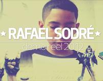 Demo Reel 2012 Rafael Sodré