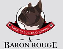 Logotype: Le Baron Rouge