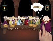 PoPuP-Stories - Het verhaal van Jezus