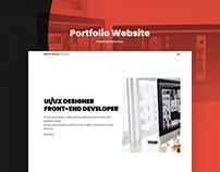 Portfolio Website v7