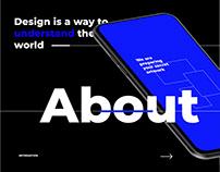 Museum | Website re-design