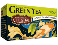 Celestial Seasonings Green Teas