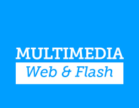 Multimedia - Web & Flash