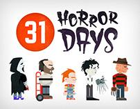 31 Horror Days!