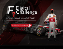 Tag Heuer F1 Campaign