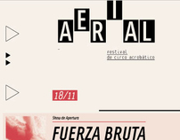 Proyecto Festival Aerial