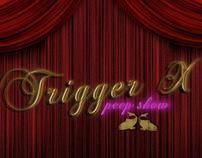 Trigger X_peep show