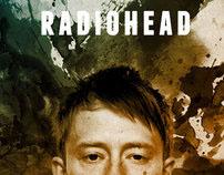 Radiohead - Bruce Springsteen Italian Tour  2012