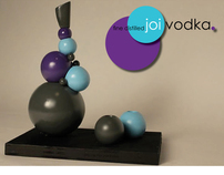 Joi Vodka Dispenser