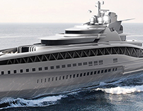 145m Superyacht Fortissimo