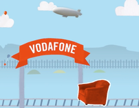Vodafone Video Campaign Presentation | H-57