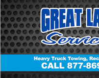 Great Lakes Service II - Site Design