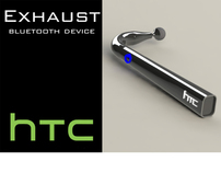 HTC: Exhaust Blue Tooth Device