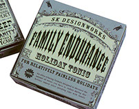 SK Designworks Family Endurance Holiday Tonic