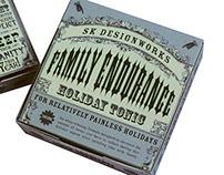 SK Designworks Family Endurance Holiday Tonic