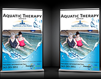 Aquatic Therapy Posters
