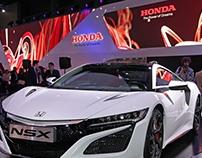 Honda en el Salón del Automóvil 2017