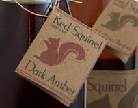 Red Squirrel Maple Syrup