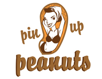 Pin-up PEANUTS LOGO