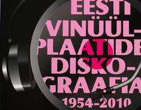 Eesti vinüülplaatide diskograafia 1954-2010