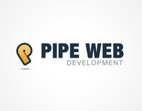 Pipe Web - Logo, Web Design