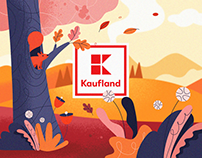 Kaufland Christmas in the fall Ad