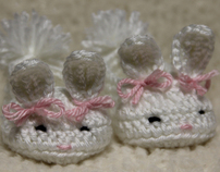 Crochet Bunny Collection By: Mrs.V's Crochet