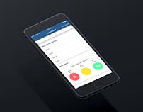 Apex Investigation - iOS App Design