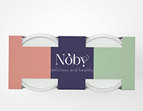 Noby - Logo, Packaging Design