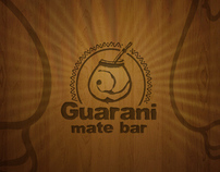 Guarani Mate Bar / Logotype, print