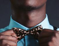 Leopard Bowties