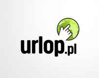 Urlop.pl / Logotype