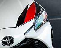 Toyota Yaris GRMN - Motor O2