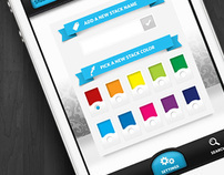 iPhone app project