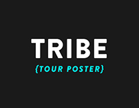 A Tribe Called Quest Tour Poster