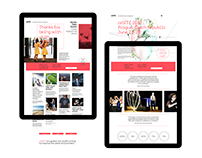 reSITE website design
