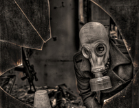Soldiers In A Nuclear Apocalypse 2012