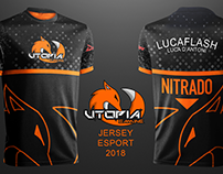 Project Utopia Jersey 2018