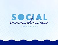 Social Media - Educação